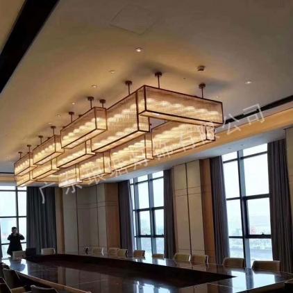 酒店的客房灯具设计与选择不是一件简单的事