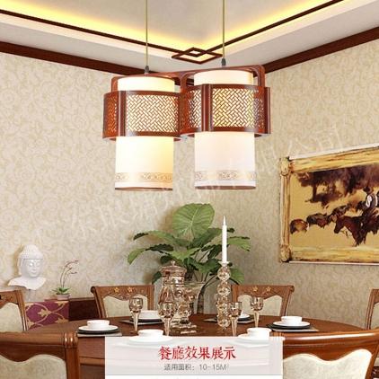 中式吊灯 φ650H490 φ650H490 φ650H490
