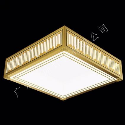 LT-7704   锌合金   四方形500500H150mm